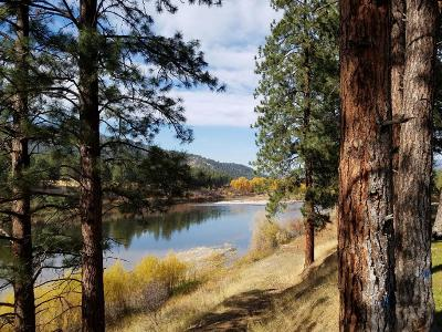 Missoula County Single Family Home For Sale: 27286 River Run Road