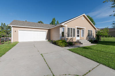 Missoula Single Family Home For Sale: 4021 Fieldstone Crossing