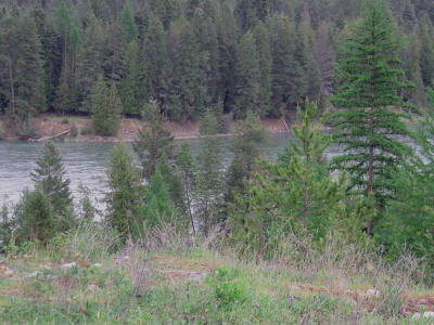 Lincoln County Residential Lots & Land For Sale: Lot 8 Hwy 2