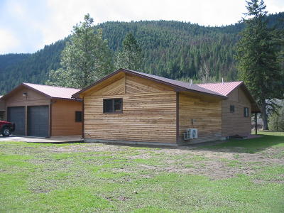 Lincoln County Single Family Home For Sale: 6741 Kootenai River Road