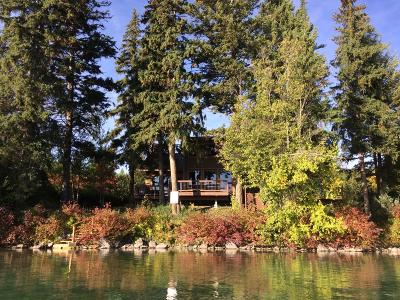 Flathead County Single Family Home For Sale: 5358 North Ashley Lake Road