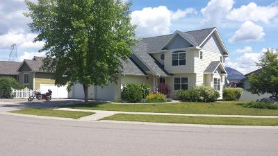 Columbia Falls, Hungry Horse, Martin City, Coram Single Family Home For Sale: 1535 Riparian Drive