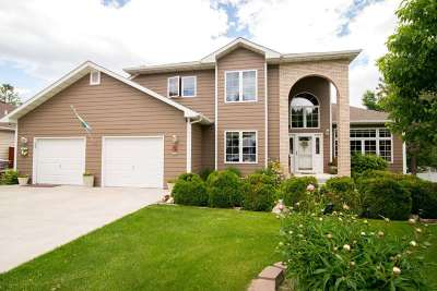 Helena Single Family Home For Sale: 816 South California