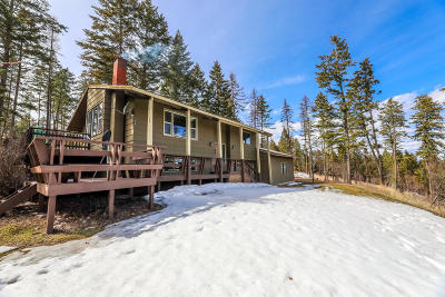 Kalispell Single Family Home For Sale: 684 Snow Camp Road