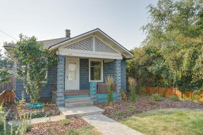 Missoula Single Family Home For Sale: 1049 South 1st Street West