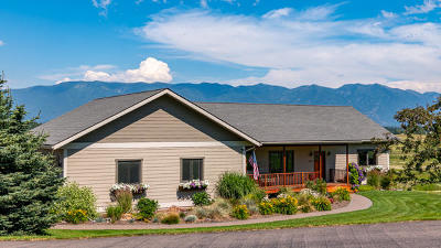 Kalispell Single Family Home For Sale: 3505 Longwood Drive