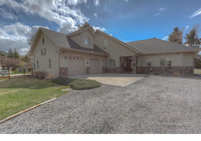 Cascade County, Lewis & Clark County, Lewis And Clark County, Teton County Single Family Home For Sale: 3836 East Shore Drive