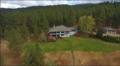 Corvallis Single Family Home Under Contract Taking Back-Up : 963 Little Willow Creek Road