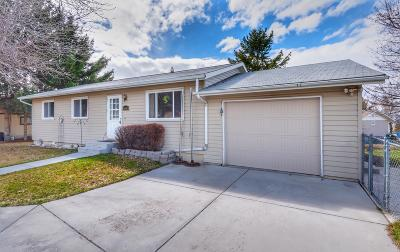Missoula Single Family Home For Sale: 5603 Hillview Way