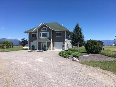Kalispell Single Family Home For Sale: 33 Staggerwing Landing