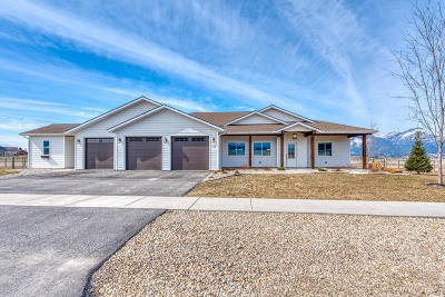 Ravalli County Single Family Home For Sale: 127 Hamburg Court