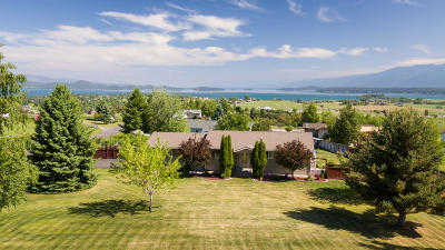 Polson Single Family Home For Sale: 36454 Clearview Drive