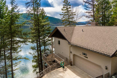Whitefish Single Family Home For Sale: 2840 Rest Haven Drive