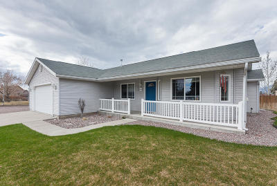 Columbia Falls, Hungry Horse, Martin City, Coram Single Family Home For Sale: 1515 Falls Loop