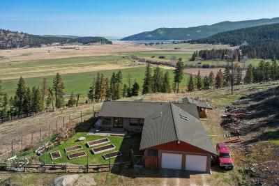 Flathead County Single Family Home For Sale: 2021 White Tail Ridge