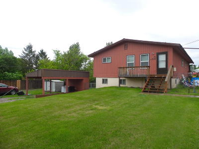 Kalispell Multi Family Home For Sale: 138 Poplar Drive
