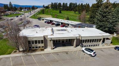 Flathead County Commercial Lease For Lease: Sunset Plaza