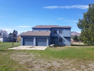 Single Family Home Pending: 4319 North Ave West