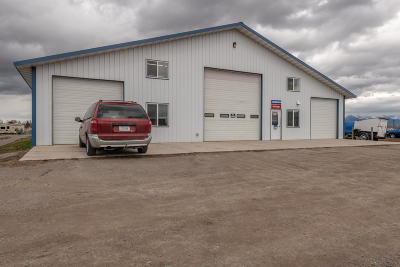 Flathead County Commercial For Sale: 955 Somers Stage Road