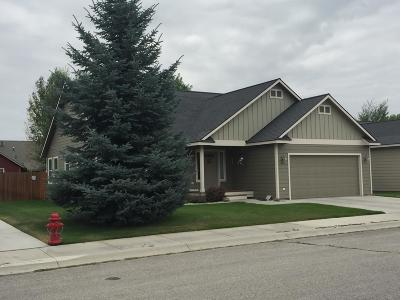 Hamilton Single Family Home For Sale: 113 Sage Lane