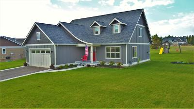 Flathead County Single Family Home For Sale: 456 Spruce Meadows Loop