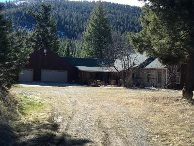 Missoula Single Family Home For Sale: 10250 Bear Den Trail