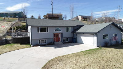Missoula Single Family Home For Sale: 3621 Brandon Way