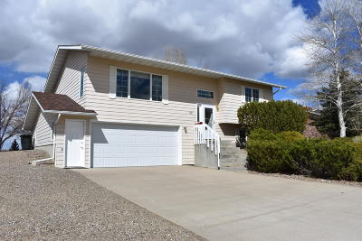 Great Falls Single Family Home For Sale: 211 Skyline Drive North East