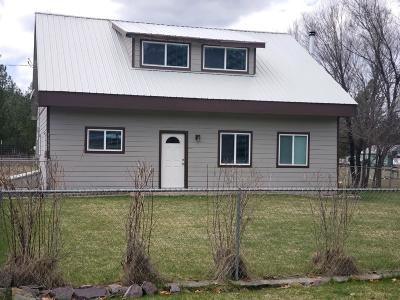 Lincoln County Single Family Home For Sale: 36388 Us Highway 2