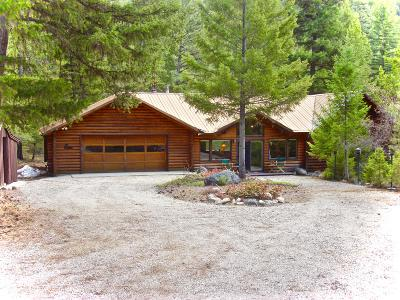 Darby Single Family Home For Sale: 107 Boulder Creek Road