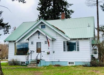 Lincoln County Single Family Home For Sale: 103 West Lincoln Boulevard
