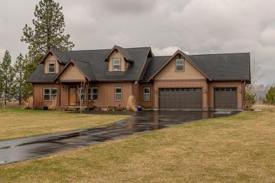 Kalispell Single Family Home For Sale: 241 Sunset Trail