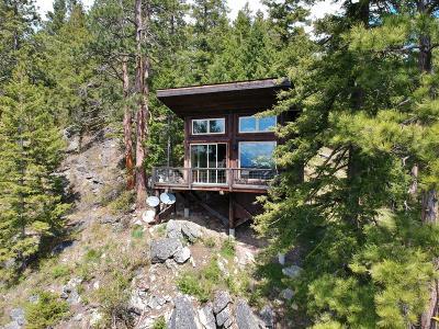 Stevensville Single Family Home For Sale: 3736 St. Marys Peak Road