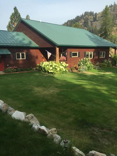 Saint Regis Single Family Home For Sale: 24 Frontier River Lane