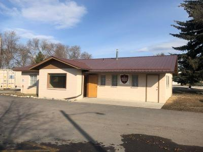 Kalispell Single Family Home Under Contract Taking Back-Up : 494 9th Ave E North