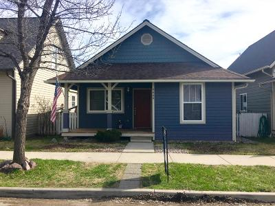 Missoula Single Family Home Under Contract Taking Back-Up : 4649 Bordeaux Boulevard