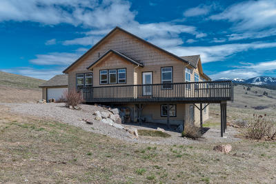 Missoula Single Family Home For Sale: 12810 Vista View Place
