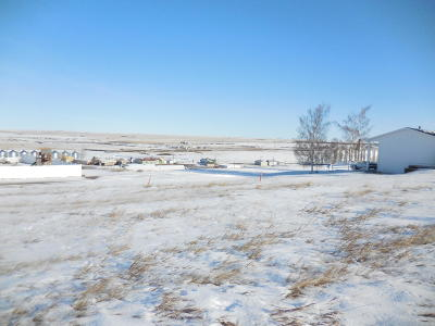 Cut Bank Residential Lots & Land For Sale: Lot 004 1st Street South East