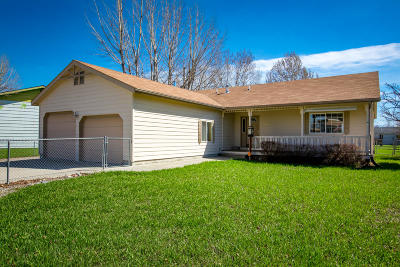 Kalispell Single Family Home For Sale: 1688 Stag Lane