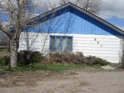 Conrad Single Family Home For Sale: 301 1st Avenue South East