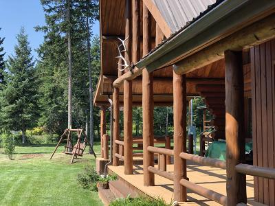 Flathead County Single Family Home For Sale: 225 Shady Lane