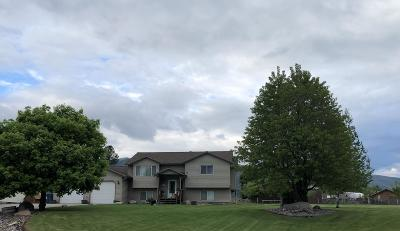 Missoula County Single Family Home For Sale: 15980 Lemazion Place