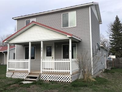 Choteau Single Family Home For Sale: 715 10th Avenue North West
