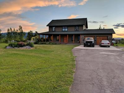 Kalispell Single Family Home Under Contract Taking Back-Up : 784 Farm Road