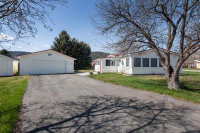 Flathead County Single Family Home For Sale: 1942 Belmar Drive