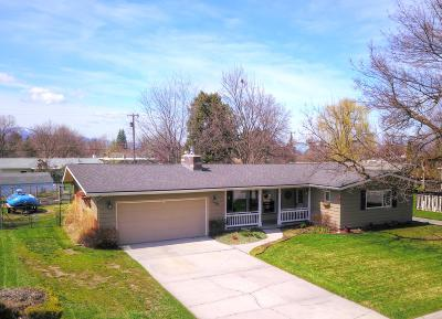 Missoula Single Family Home For Sale: 114 Arrowhead Drive