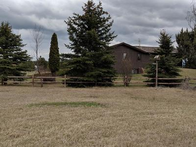 Flathead County Single Family Home Under Contract Taking Back-Up : 171 Coclet Lane