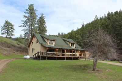 Plains Single Family Home For Sale: 340 Montana Highway 28