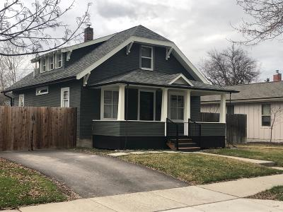 Whitefish Single Family Home For Sale: 614 Somers Avenue