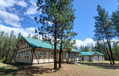 Plains Single Family Home For Sale: 144 High Country Road
